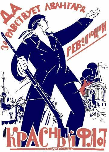 Recuerda Kronstadt!